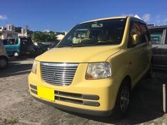 沖縄の中古車 三菱 eKクラッシィ 車両価格 19万円 リ済込 平成16年 5.1万K イエロー