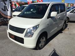 沖縄の中古車 スズキ ワゴンR 車両価格 53万円 リ済込 平成22年 6.5万K パールホワイト