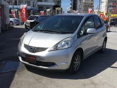 沖縄の中古車 ホンダ フィット 車両価格 59万円 リ済込 平成22年 6.7万K シルバーM