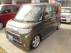 沖縄の中古車 ダイハツ タント 車両価格 85万円 リ済込 平成24年 6.8万K ブロンズM