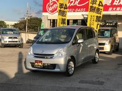 沖縄の中古車 ダイハツ ムーヴ 車両価格 62万円 リ済込 平成23年 6.6万K シルバーM