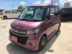 沖縄の中古車 スズキ パレットSW 車両価格 75万円 リ済込 平成23年 7.9万K ライトパープルM