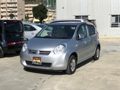 沖縄の中古車 トヨタ パッソ 車両価格 75万円 リ済込 平成26年 5.7万K シルバーM