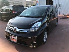沖縄の中古車 トヨタ アイシス 車両価格 115万円 リ済込 平成24年 8.5万K ダークパープルM