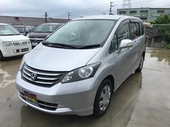 沖縄の中古車 ホンダ フリード 車両価格 95万円 リ済込 平成22年 6.6万K シルバー