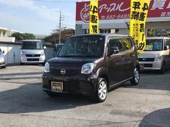 沖縄の中古車 日産 モコ 車両価格 75万円 リ済込 平成25年 7.5万K DブラウンM
