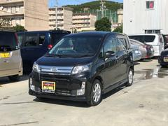 沖縄の中古車 ダイハツ ムーヴ 車両価格 95万円 リ済込 平成26年 6.8万K ブラック