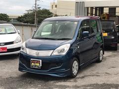 沖縄の中古車 スズキ ソリオ 車両価格 86万円 リ済込 平成25年 6.8万K ブルー