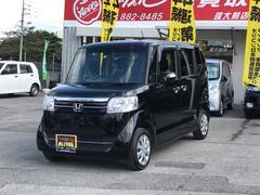 沖縄の中古車 ホンダ N BOX 車両価格 115万円 リ済込 平成27年 4.3万K Dブラック