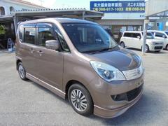 沖縄の中古車 スズキ ソリオ 車両価格 ASK リ済込 平成23年 4.7万K メロウブロンズパールメタリック