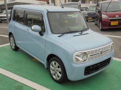 沖縄の中古車 スズキ アルトラパン 車両価格 69万円 リ済込 平成24年 3.3万K エアブルーメタリック