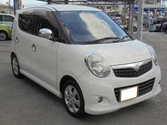 沖縄の中古車 スズキ MRワゴン 車両価格 27万円 リ済込 平成19年 10.3万K パールホワイト