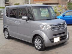 沖縄の中古車 ホンダ N BOX 車両価格 120万円 リ済込 平成29年 0.3万K ルナシルバーメタリック