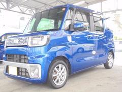 沖縄の中古車 ダイハツ ウェイク 車両価格 137万円 リ済込 平成27年 4.9万K ブルーマイカメタリック