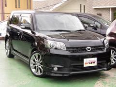 沖縄の中古車 トヨタ カローラルミオン 車両価格 78.9万円 リ済込 平成22年 8.7万K ブラックマイカ
