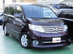 沖縄の中古車 日産 セレナ 車両価格 78.9万円 リ済込 平成22年 9.0万K ディープカシスP