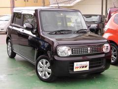 沖縄の中古車 スズキ アルトラパン 車両価格 61.9万円 リ済込 平成24年 9.0万K アーバンブラウンパールメタリック
