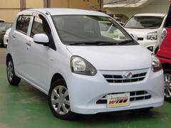 沖縄の中古車 ダイハツ ミライース 車両価格 37.9万円 リ済込 平成24年 9.4万K スカイブルー
