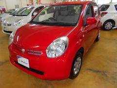 沖縄の中古車 トヨタ パッソ 車両価格 75万円 リ済別 平成24年 6.4万K シャイニングレッド