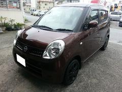 沖縄の中古車 日産 モコ 車両価格 47万円 リ済込 平成20年 7.4万K ブラウンM