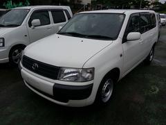沖縄の中古車 トヨタ プロボックスバン 車両価格 47万円 リ済込 平成23年 9.5万K ホワイト