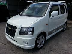 沖縄の中古車 シボレー シボレー MW 車両価格 22万円 リ済込 2006年 5.8万K パール