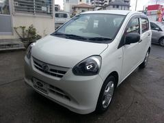 沖縄の中古車 ダイハツ ミライース 車両価格 39万円 リ済込 平成24年 9.4万K ホワイト