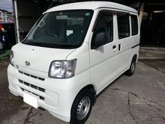 沖縄の中古車 ダイハツ ハイゼットカーゴ 車両価格 47万円 リ済込 平成22年 5.1万K ホワイト