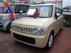 沖縄の中古車 スズキ アルトラパン 車両価格 56万円 リ済込 平成21年 7.9万K イエローII