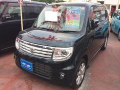 沖縄の中古車 スズキ MRワゴンWit 車両価格 80万円 リ済込 平成25年 2.6万K 紺