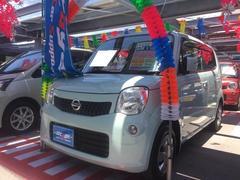 沖縄の中古車 日産 モコ 車両価格 62万円 リ済込 平成23年 8.0万K ライトブルー
