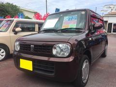 沖縄の中古車 スズキ アルトラパン 車両価格 62万円 リ済込 平成24年 7.7万K ブラウン