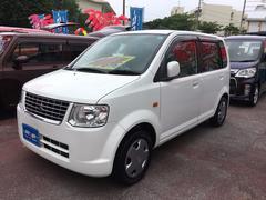 沖縄の中古車 三菱 eKワゴン 車両価格 43万円 リ済込 平成23年 6.6万K ホワイト