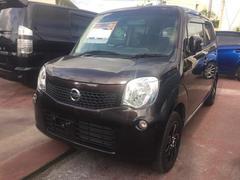 沖縄の中古車 日産 モコ 車両価格 65万円 リ済込 平成23年 4.8万K ブラウン