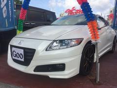 沖縄の中古車 ホンダ CR−Z 車両価格 108万円 リ済込 平成22年 7.1万K パールホワイト