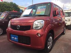 沖縄の中古車 日産 モコ 車両価格 65万円 リ済込 平成25年 4.8万K モコベリー