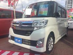 沖縄の中古車 ダイハツ タント 車両価格 113万円 リ済込 平成26年 6.1万K パール