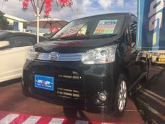 沖縄の中古車 ダイハツ ムーヴ 車両価格 64万円 リ済込 平成23年 7.2万K ブラックM