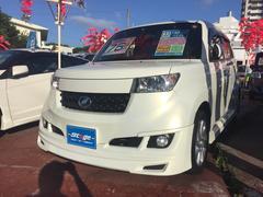 沖縄の中古車 トヨタ bB 車両価格 65万円 リ済込 平成22年 8.0万K ホワイト