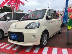 沖縄の中古車 トヨタ ポルテ 車両価格 75万円 リ済込 平成25年 6.4万K ベージュ
