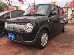 沖縄の中古車 スズキ アルトラパン 車両価格 93万円 リ済込 平成28年 0.3万K ブラウン
