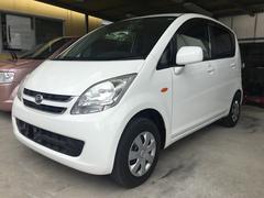 沖縄の中古車 ダイハツ ムーヴ 車両価格 33万円 リ済込 平成20年 7.0万K ホワイト