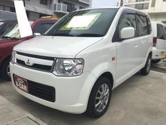 沖縄の中古車 三菱 eKワゴン 車両価格 33万円 リ済込 平成20年 6.9万K ホワイト