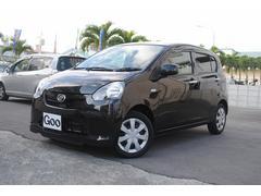 沖縄の中古車 ダイハツ ミライース 車両価格 54万円 リ済込 平成24年 4.4万K ブラックM