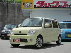 沖縄の中古車 ダイハツ ミラココア 車両価格 78万円 リ済込 平成23年 6.8万K クリーム