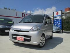 沖縄の中古車 スバル ステラ 車両価格 54万円 リ済込 平成21年 7.8万K シルバー