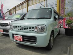 沖縄の中古車 スズキ アルトラパン 車両価格 94万円 リ済込 平成25年 4.3万K ライトブルー