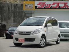 沖縄の中古車 ダイハツ ムーヴ 車両価格 47万円 リ済込 平成19年 7.0万K パール