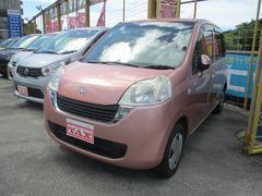 沖縄の中古車 ホンダ ライフ 車両価格 64万円 リ済込 平成22年 7.0万K ピンク