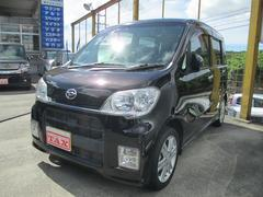 沖縄の中古車 ダイハツ タントエグゼ 車両価格 70万円 リ済込 平成22年 5.0万K ブラック